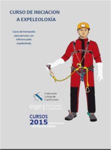 Curso Iniciacion Espeleo 2015