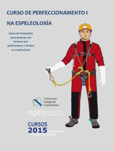 Curso Perfeccionamento I Espeleoloxia 2015