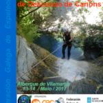 XXVII Campamento Galego de Descenso de Canóns: apúntate antes del 8 de mayo