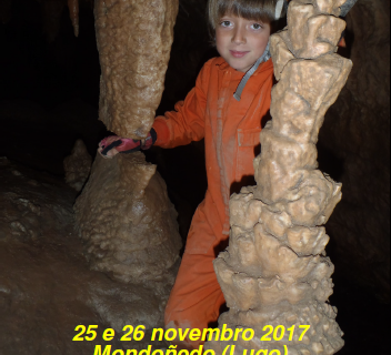 Inscribe a tu hijo en el XXI Campamento Infantil-Xuvenil, 25 y 26 de noviembre en Mondoñedo