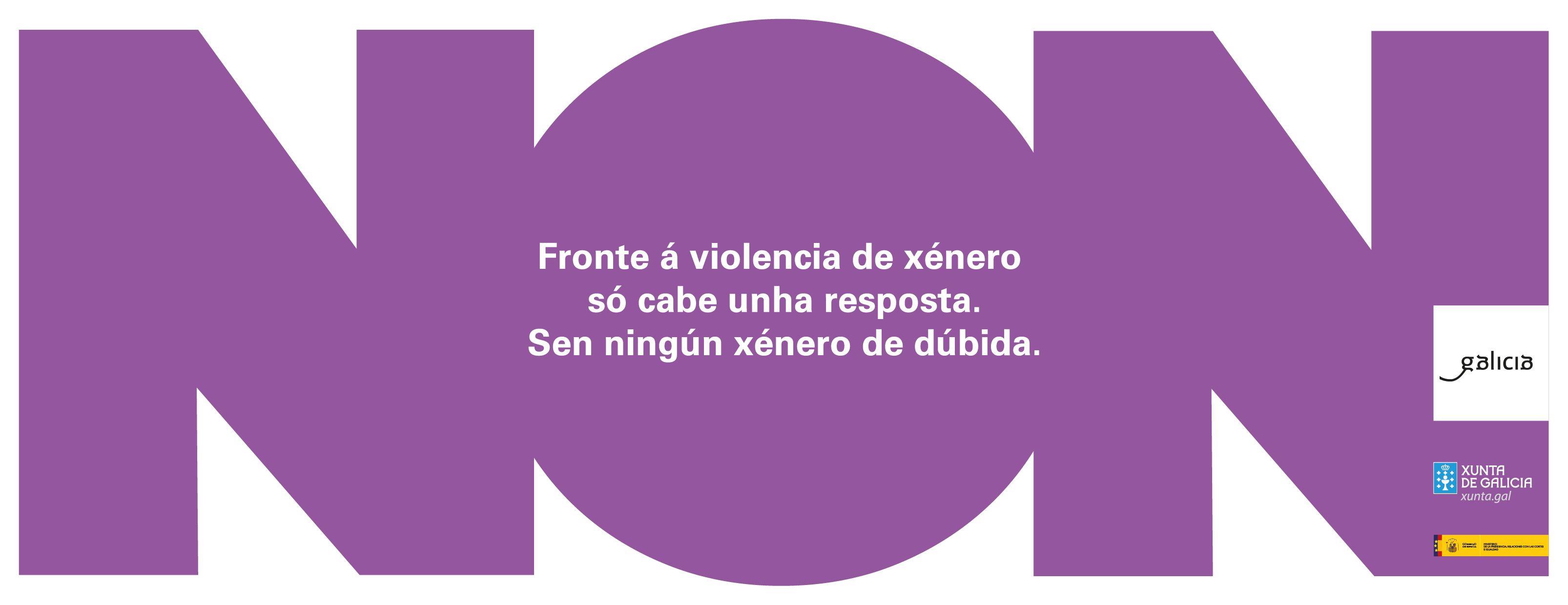 Non a violencia de xénero